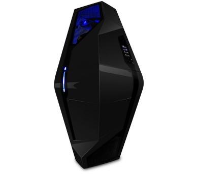 NZXT skříň Phantom 410/MidTower/bez zdroje/USB3.0+USB2.0/ATX/černá + DOPRAVA ZDARMA