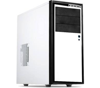 NZXT skříň Source 210 Regular/MidTower/bez zdroje/2xUSB2.0/ATX/bílá