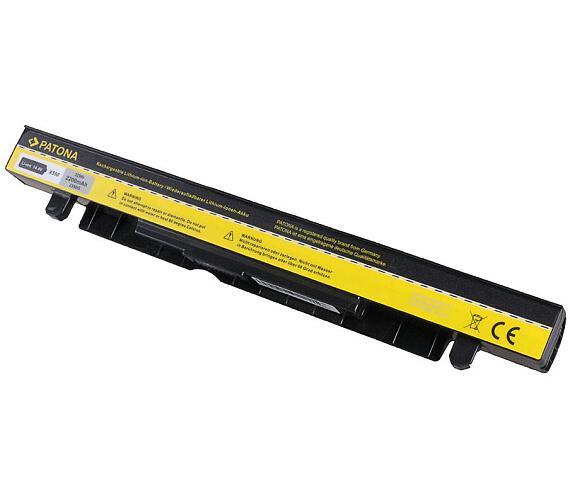 PATONA baterie pro ntb ASUS A41-X550 2200mAh Li-Ion 14,4V (PT2359)