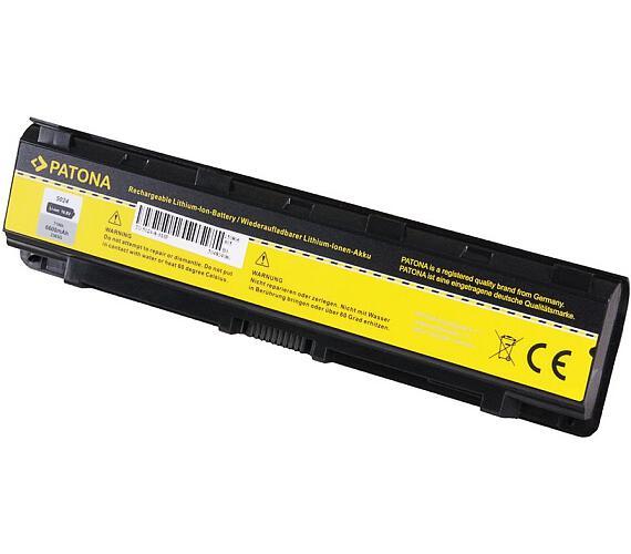 PATONA baterie pro ntb TOSHIBA SATELLITE C50 6600mAh Li-Ion 11,1V (PT2363) + DOPRAVA ZDARMA