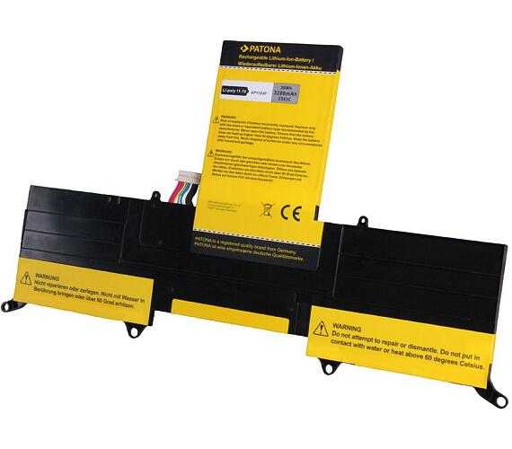 PATONA baterie pro ntb ACER ASPIRE S3 3280mAh Li-Pol 11,1V (PT2353) + DOPRAVA ZDARMA
