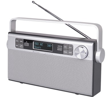 Soundmaster DAB650SI rádio / DAB+/FM-PLL / 2 x 2W / přednastavené stanice