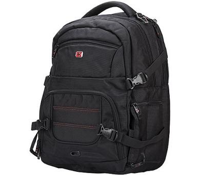"""SCHWYZKROSS batoh pro notebook BF-331BK/ 15-16""""/ černý"""