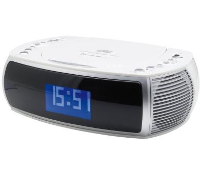 Soundmaster URD470WE radiobudík s CD/MP3 a USB / CD