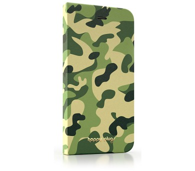 Happy Plugs iPhone 6 Flip Case - Camouflage (8859)