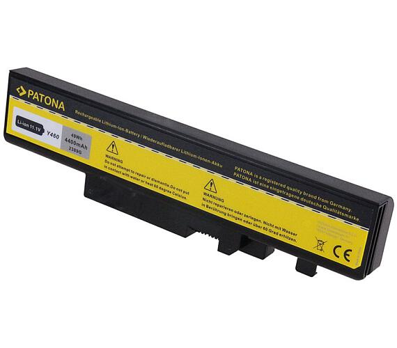 PATONA baterie pro ntb LENOVO B560 4400mAh Li-Ion 11,1V Y460 + DOPRAVA ZDARMA