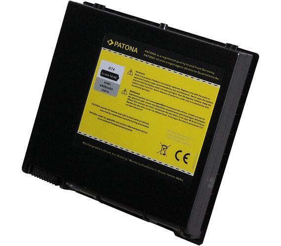 PATONA baterie pro ntb ASUS A42-G74 4400mAh Li-Ion 14,4V G74 (PT2387) + DOPRAVA ZDARMA