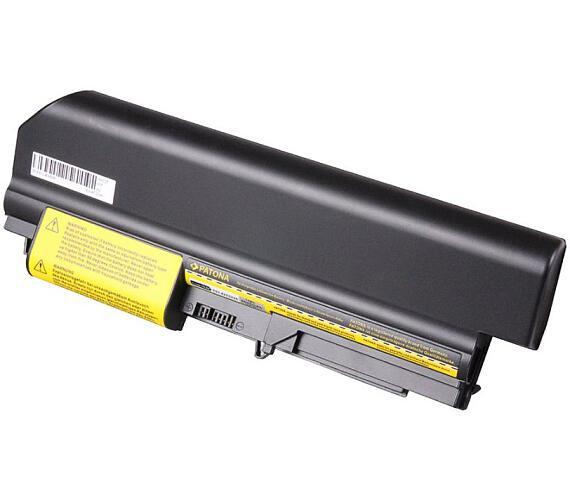 "PATONA baterie pro ntb IBM Thinkpad T61/R61i 14"" 6600mAh Li-Ion 10,8V + DOPRAVA ZDARMA"