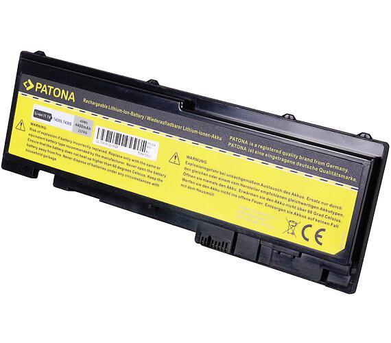 PATONA baterie pro ntb LENOVO T420s 4400mAh Li-Ion 10,8V (PT2374) + DOPRAVA ZDARMA