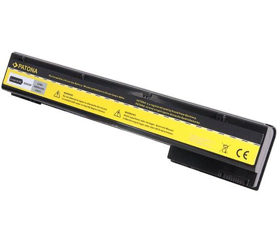 PATONA baterie pro ntb HP EliteBook 8560w 4400mAh Li-Ion 14,4V (PT2393) + DOPRAVA ZDARMA