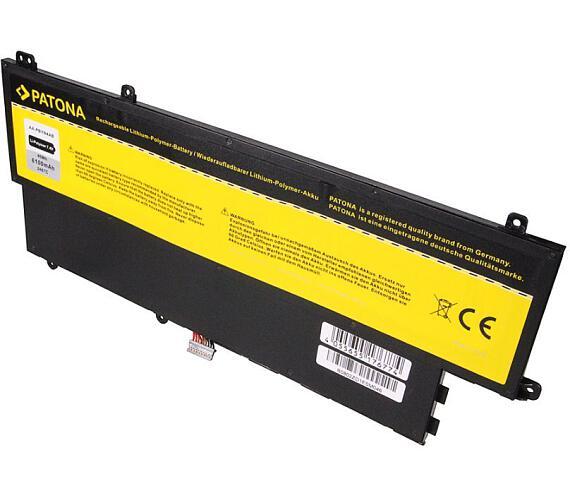 PATONA baterie pro ntb SAMSUNG NP530U 6100mAh Li-pol 7,4V + DOPRAVA ZDARMA