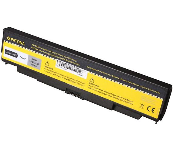 PATONA baterie pro ntb LENOVO L440/T440p 4400mAh Li-Ion 10,8V 45N1145 (PT2436)