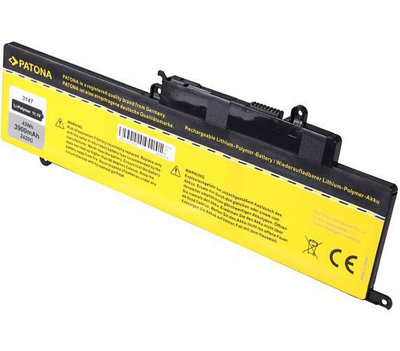 PATONA baterie pro ntb DELL INSPIRON 11 3900mAh Li-Pol 11,1V + DOPRAVA ZDARMA