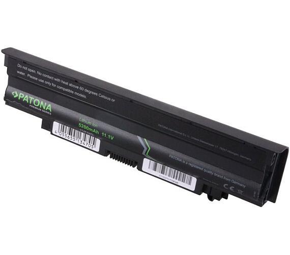 PATONA baterie pro ntb DELL INSPIRON 13R 5200mAh Li-Ion 11,1V PREMIUM + DOPRAVA ZDARMA