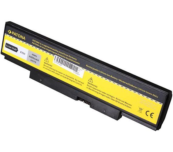 PATONA baterie pro ntb LENOVO E550 4400mAh Li-Ion 10,8V 45N1758 (PT2437) + DOPRAVA ZDARMA