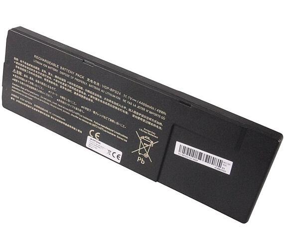 PATONA baterie pro ntb SONY VAIO VGP-BPS24 4400mAh Li-Pol 11,1V VGP-BPL24 (PT2459) + DOPRAVA ZDARMA