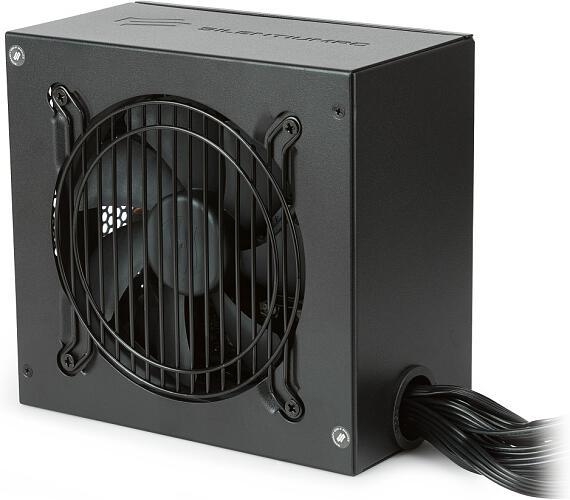 SilentiumPC zdroj 550W Supremo L2 Gold 80+ / 120mm fan / PFC (SPC139)