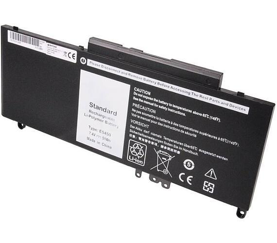 PATONA baterie pro ntb DELL E5450 7000mAh Li-Pol 7,4V 8V5GX + DOPRAVA ZDARMA
