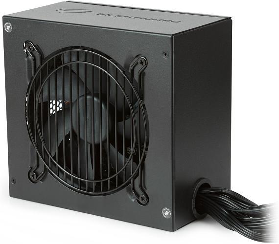 SilentiumPC zdroj 500W / Vero L2 Bronze / 120mm fan / Aktiv. PFC (SPC164)