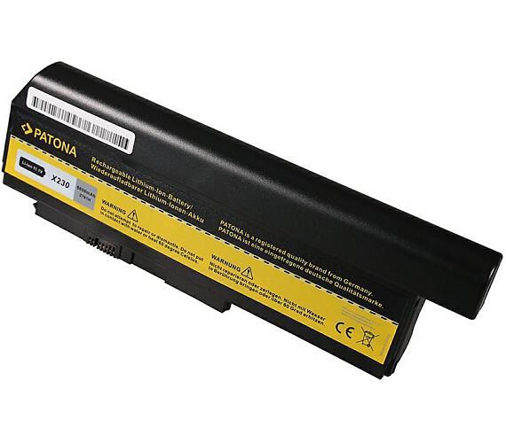 PATONA baterie pro ntb LENOVO ThinkPad X230/X220 6600mAh Li-Ion 10,8V (PT2791)