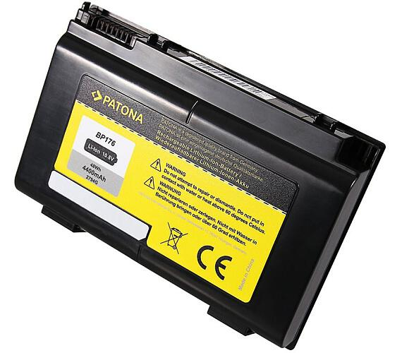 2adc1c9059 PATONA baterie pro ntb FUJITSU-SIEMENS E8410 4400mAh Li-lon 10