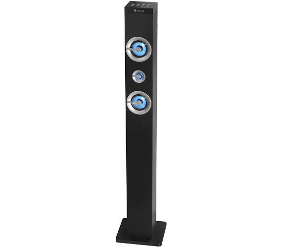 NGS SKYLINE/ BT repro/ 50W/ SD/ USB/ FM rádio/ Černé