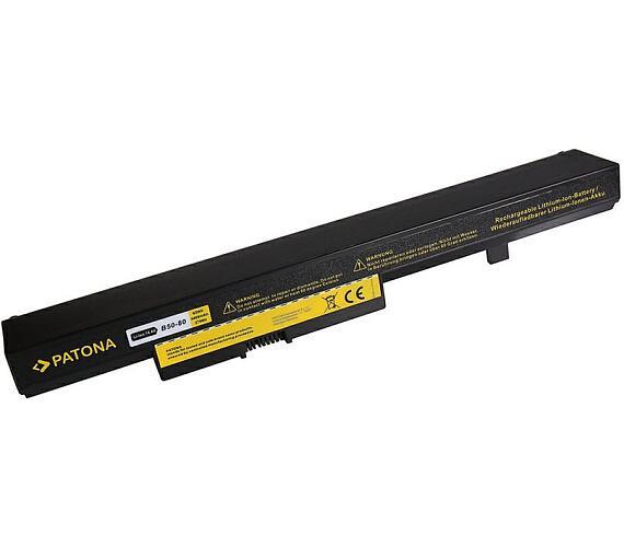 PATONA baterie pro ntb LENOVO B50-80 4400mAh Li-ion 14,4V (PT2798) + DOPRAVA ZDARMA