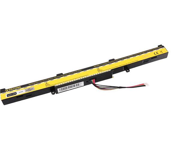 PATONA baterie pro ntb ASUS A41-X550E 2200mAh Li-Ion 14,4V (PT2750) + DOPRAVA ZDARMA