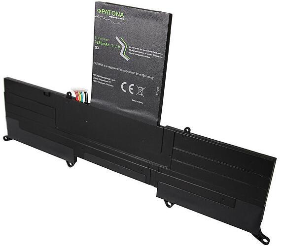 PATONA baterie pro ntb ACER Aspire S3 3280mAh Li-Pol 11,1V PREMIUM (PT2770) + DOPRAVA ZDARMA