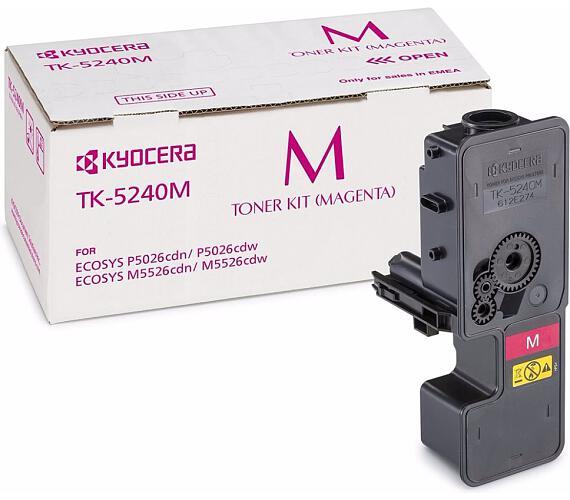 Kyocera toner TK-5240M/M5526cdn;cdw