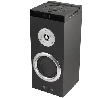 NGS SKYDUSK/ BT repro/ 30W/ SD/ USB/ FM rádio/ Černé
