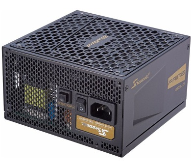 SEASONIC zdroj Prime Ultra 650W Gold / SSR-650GD / aktiv. PFC / 80+ Gold + DOPRAVA ZDARMA