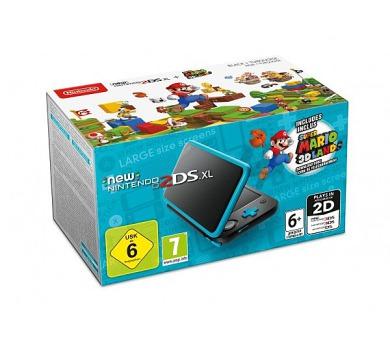 Nintendo 2DS XL Super Mario 3D Land (DLC)
