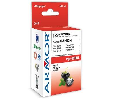 Armor Ink Black pro Canon iP3600/4600 (PGI-520BK) [k12464]