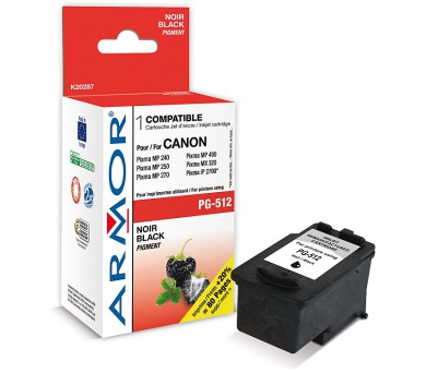 Armor Ink Black pro Canon MP250,270