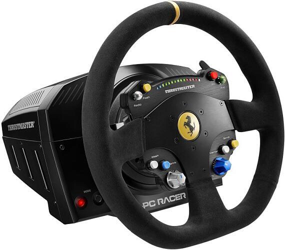 Thrustmaster volant včetně základny TS-PC Racer Ferrari 488 Challenge Edition pro PC (2960798) + DOPRAVA ZDARMA