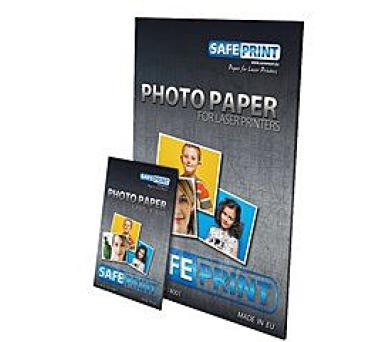 Fotopapír SAFEPRINT pro laser tiskárny Glossy