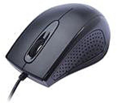 CONNECT IT optická myš ERGO - černá