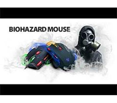 CONNECT IT BIOHAZARD V2 laserová myš pro hráče