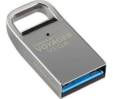 Corsair flash disk 128GB Voyager Vega USB 3.0 kovový (CMFVV3-128GB)