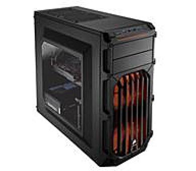 Corsair PC skříň Carbide Series™ SPEC-03 ORANGE LED Mid Tower Gaming + DOPRAVA ZDARMA