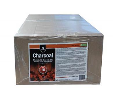 Uhlí grilovací 10 kg - náhradní obal