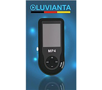 Luvianta MP4 přehrávač LUVIMP33 - černý