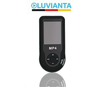 Luvianta MP4 přehrávač LUVIMP34 s pamětí 4 GB - černý