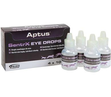 Aptus SentrX EYE DROPS 4x10ml Orion Pharma Animal Health + DOPRAVA ZDARMA