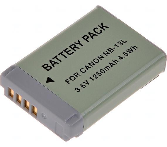 Baterie T6 power Canon NB-13L