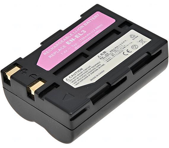 Baterie T6 power Nikon EN-EL3