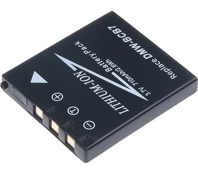 Baterie T6 power Panasonic DMW-BCB7