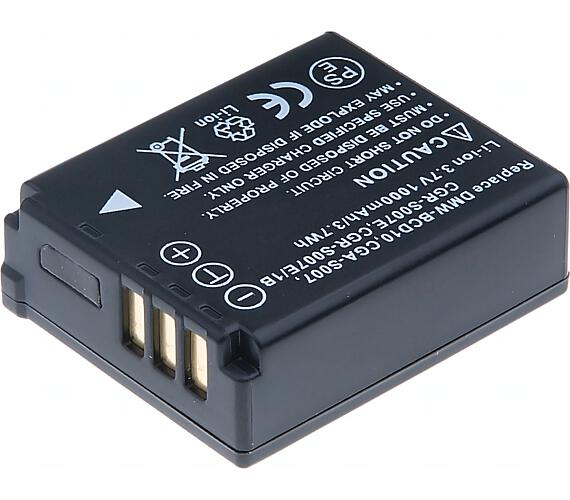Baterie T6 power Panasonic DMW-BCD10