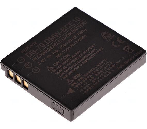 Baterie T6 power Panasonic DMW-BCE10